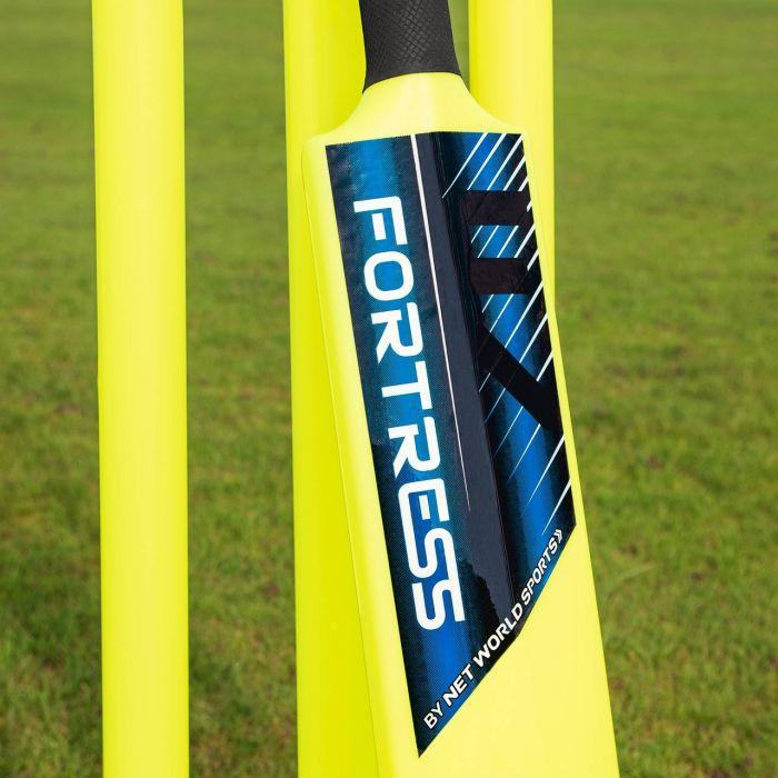 High-Quality Plastic Cricket Bat & Stumps | Net World Sports