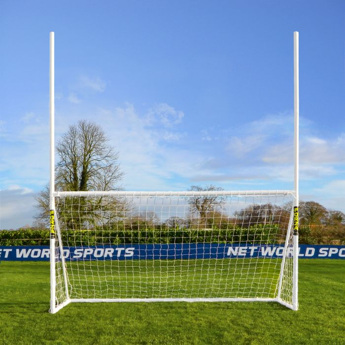12 x 6 Junior GAA Gaelic Football Goal Posts | Net World Sports