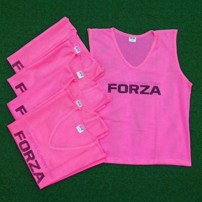 Pink Training Bibs For Football Training