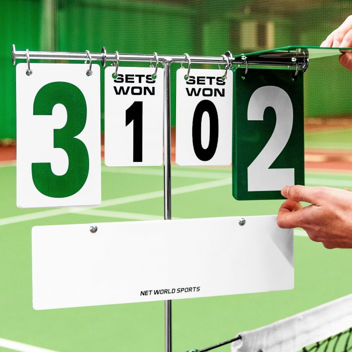 Easy-Score Tennis Scoreboard | Net World Sports