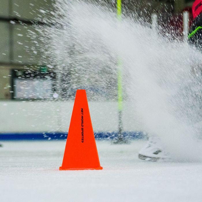 High-Vis Hockey Marker Cones
