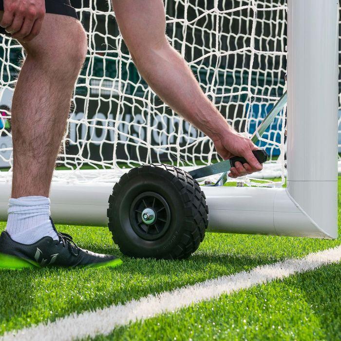 21 x 7 Stadium Box Soccer Goal