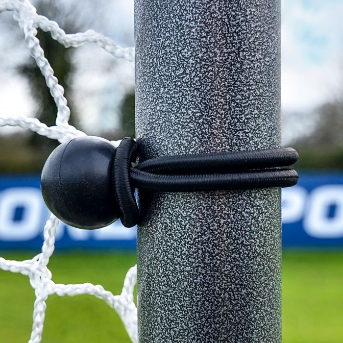 Goal Comes With Elastic Bungee Tie Cords Included | Net World Sports