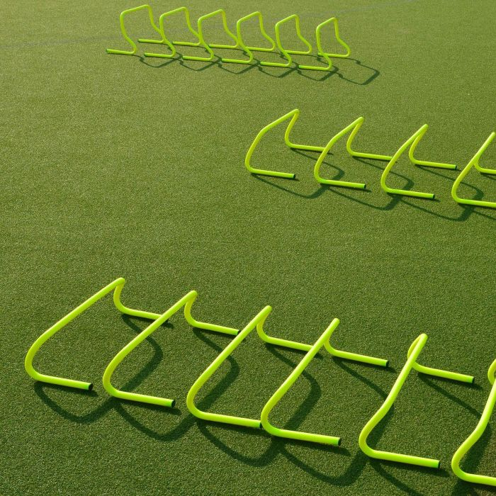 High Visibility Plastic Speed Agility Hurdles