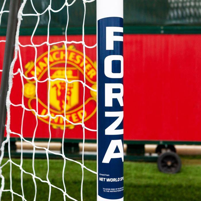 21 x 7 FORZA Alu60 Football Goal