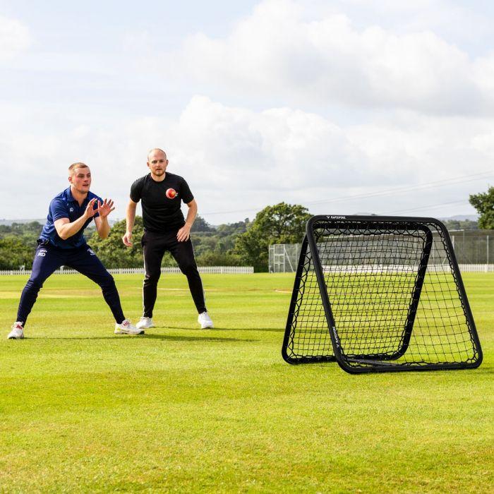 Cricket Ball Rebounder Net