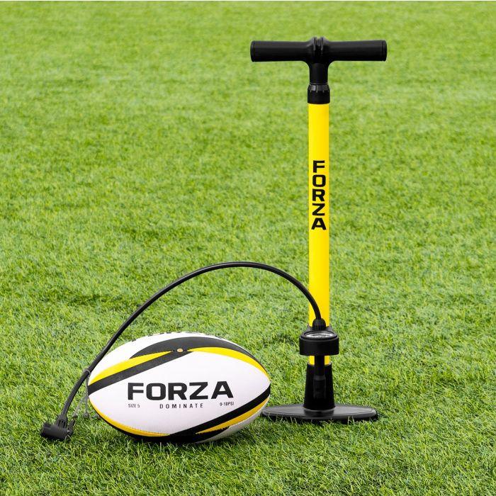 Rugby Stirrup Ball Pump