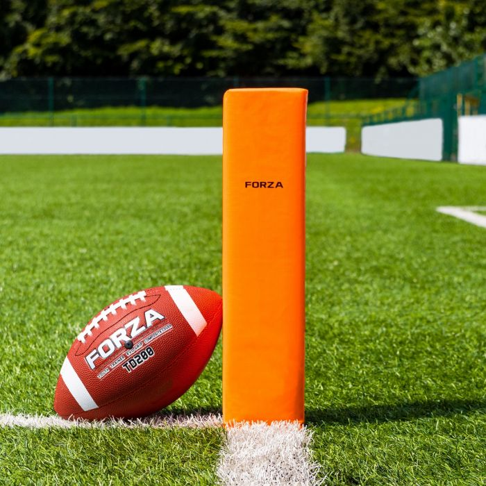 Pylons For American Football End Zone