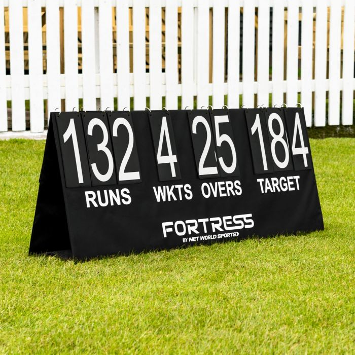 FORTRESS Portable Cricket Scoreboard [Standard/Deluxe]