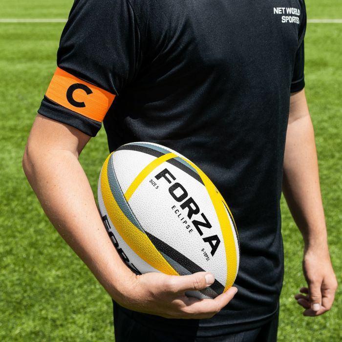 Best Orange Professional Rugby Captains Armband
