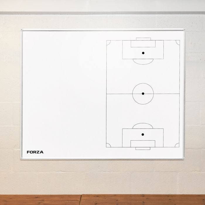Dual-Sided Football Coaching Board