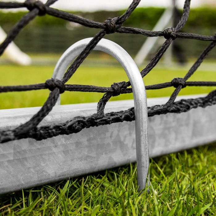 Steel Ground Anchor Pegs For Cricket Netting | Net World Sports