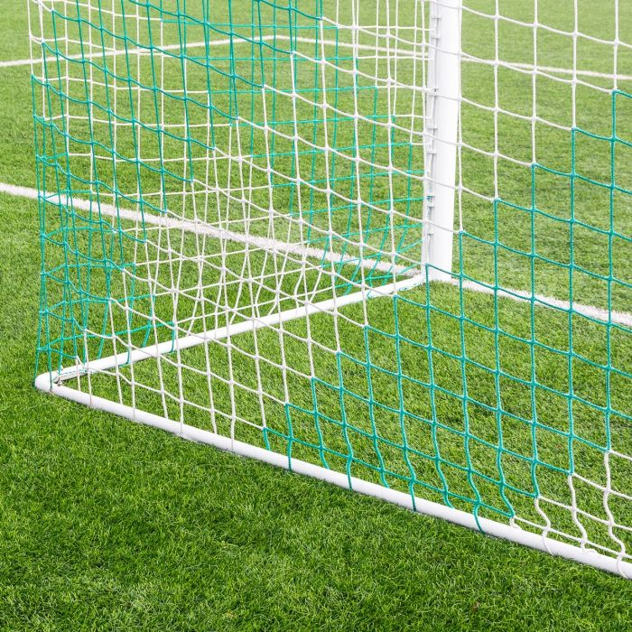 hinged bars for stadium goals