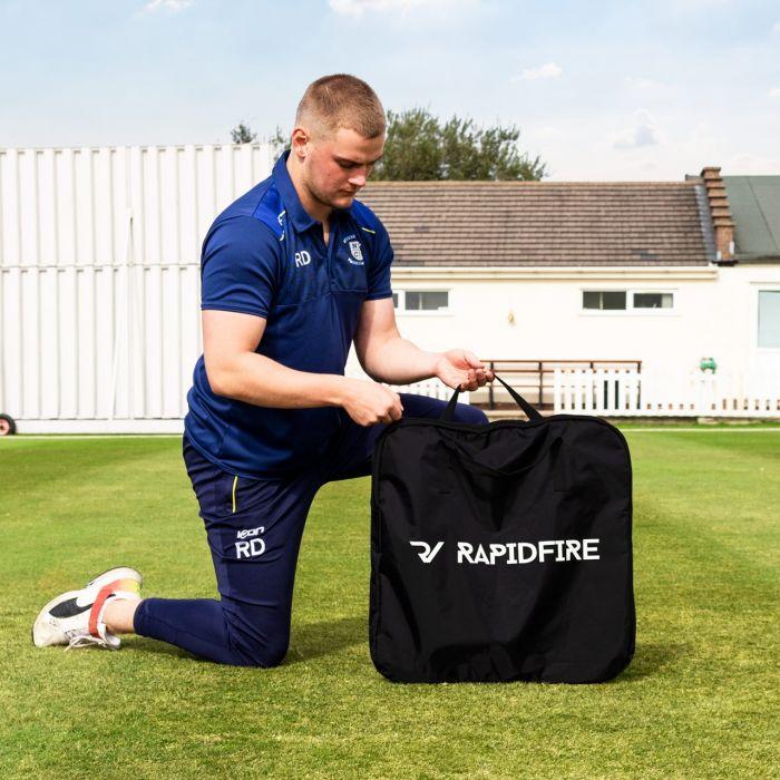 RapidFire Handheld Cricket Rebounder