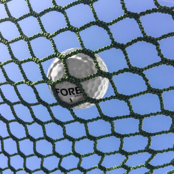 Replacement 10 x 10 x 10 Golf Cage Net
