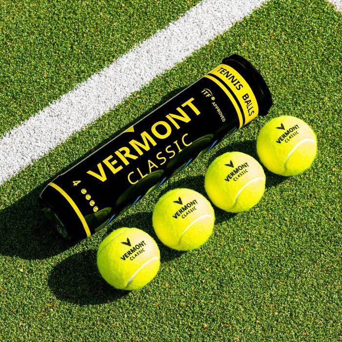 Tournament-Grade High Performance Tennis Balls | Net World Sports