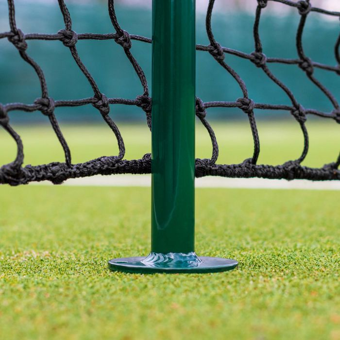 Lightweight & Portable Tennis Net Singles Sticks | Net World Sports