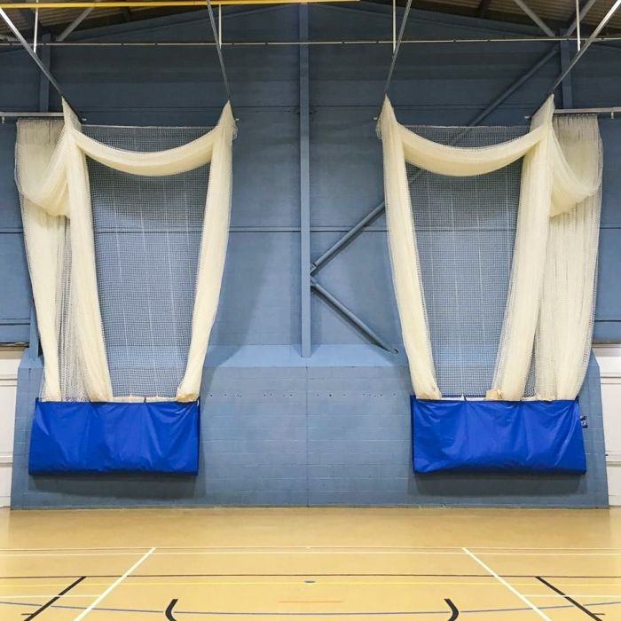 Flame Resistant Cricket Nets