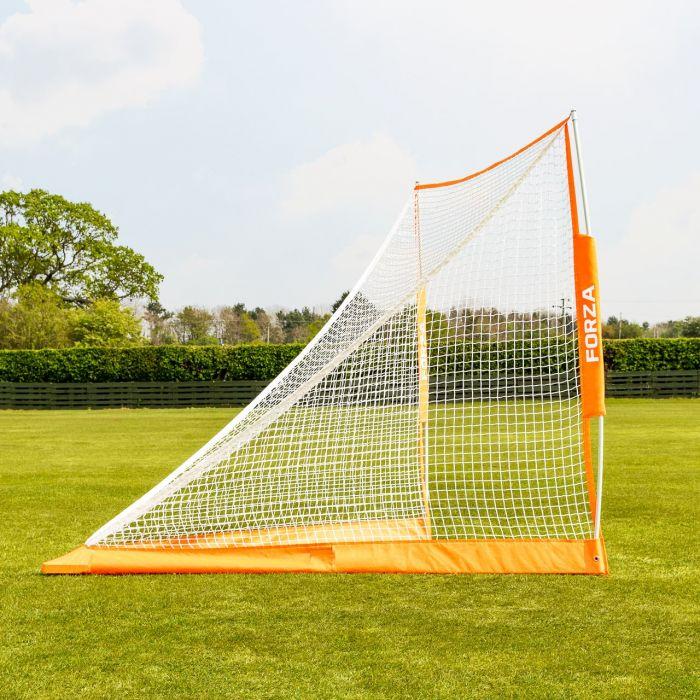 Heavy-Duty Lacrosse Goal And Net Set