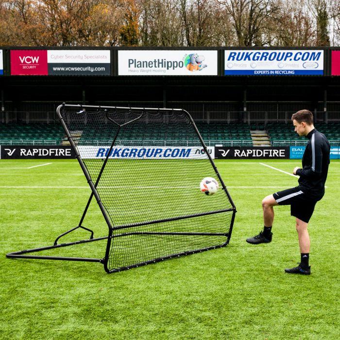 RapidFire Mega X Football Rebounder