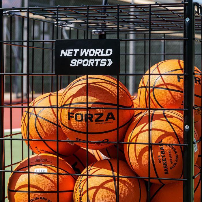 Extra-Large Basketball Rack