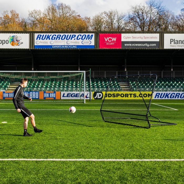 High And Low Soccer Rebounder