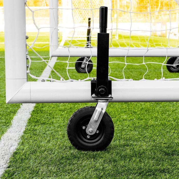 360° Soccer Goal Wheel
