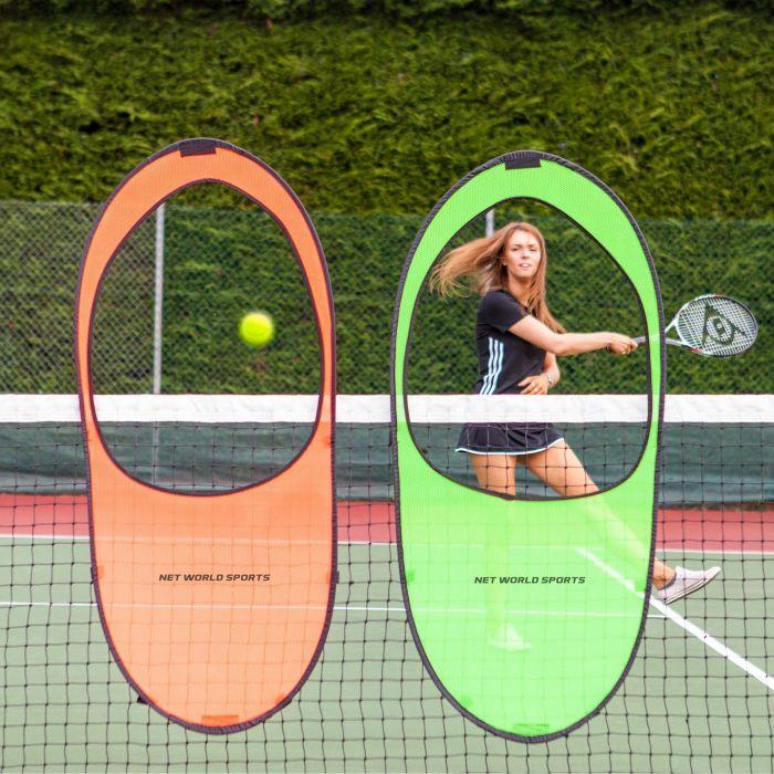 Tennis Net Targets; Tennis Target Practice | Net World Sports