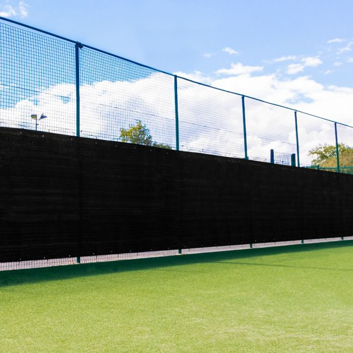 Professional Privacy Screen Nets For Tennis Courts | Net World Sports