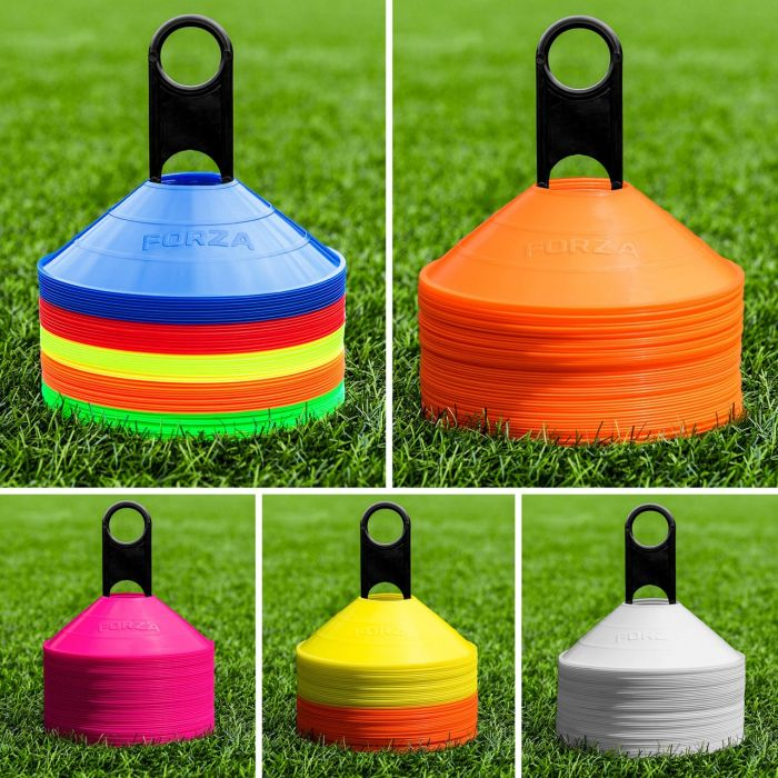 Rugby Training Marker Cones | 5 Colours Available