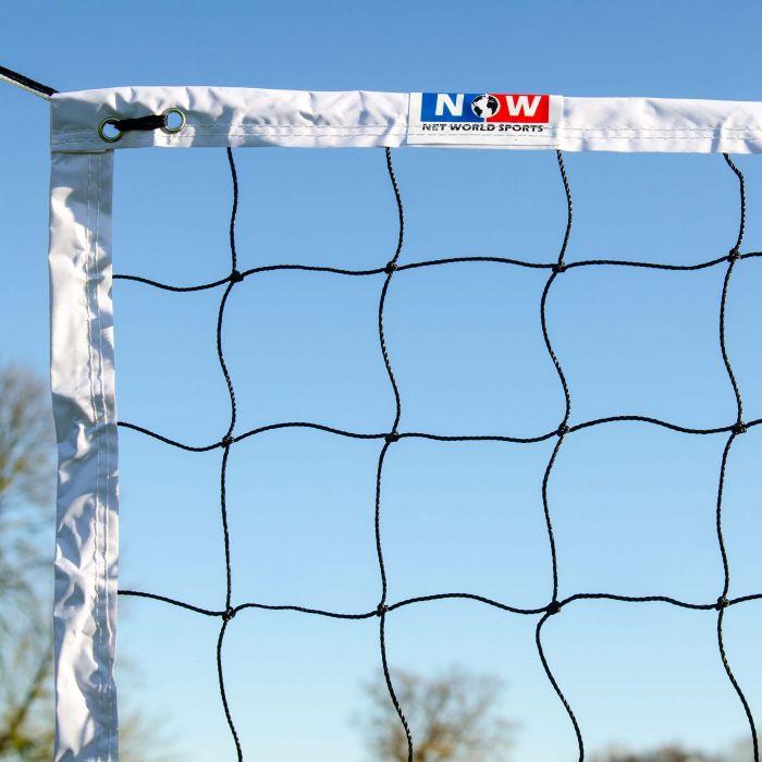 Beach Volleyball Net (Cord Headline) - For Beach Volleyball