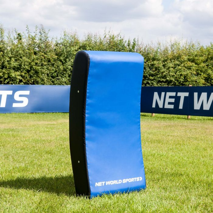 Senior Rugby Curved Hit Shield