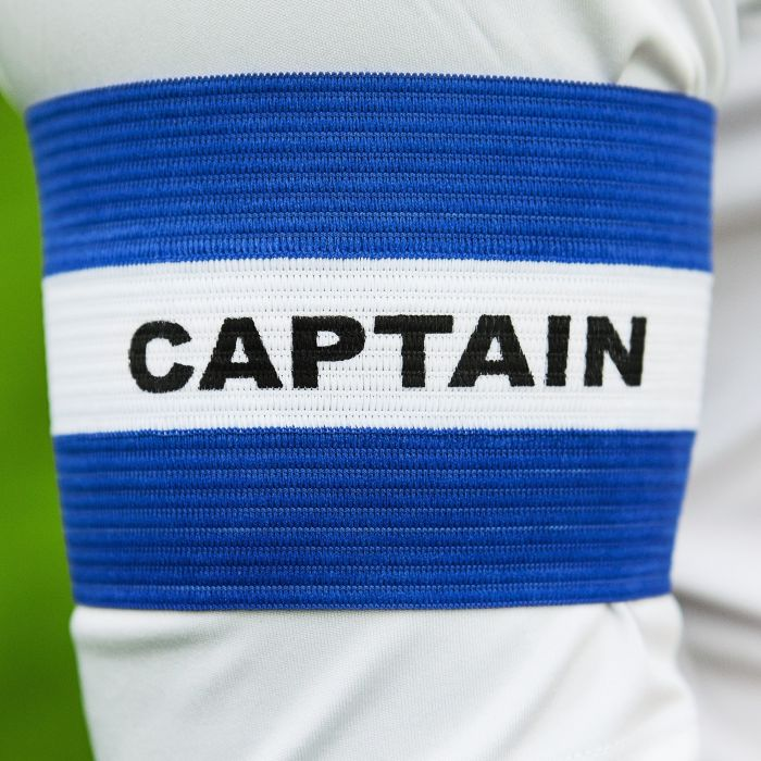 Blue Rugby Captains Armbands for Sale