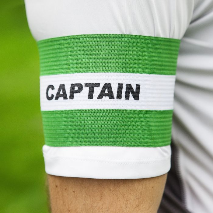 Green Rugby Captains Armbands for Sale