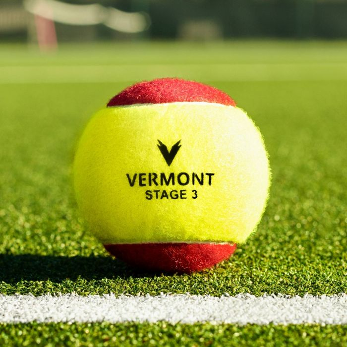Mini Red Tennis Balls For All Tennis Court Surfaces | Net World Sports
