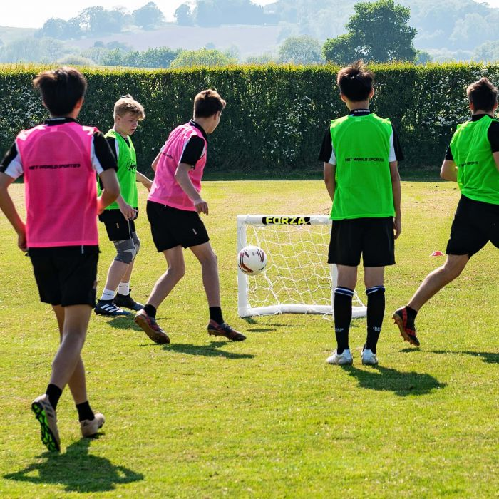 FORZA Football | Football Goals For Juniors