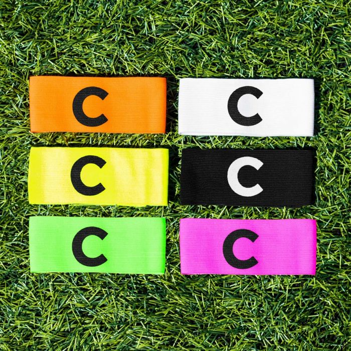 Multi-Coloured Captains Armband