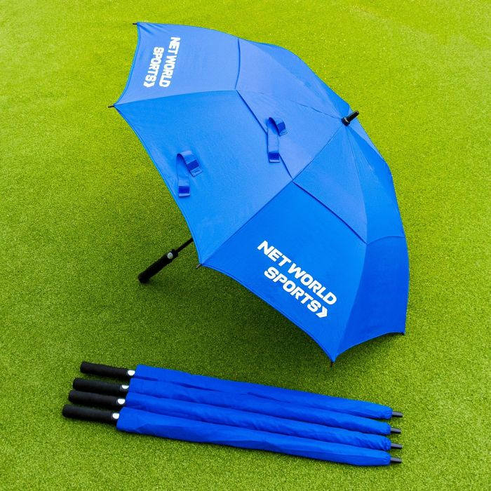 Pack Of 5 Blue Sports Umbrellas