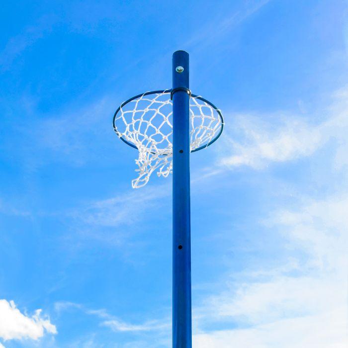 Replacement Netball Goal Net | School Netball Posts & Netball Equipment | Net World Sports