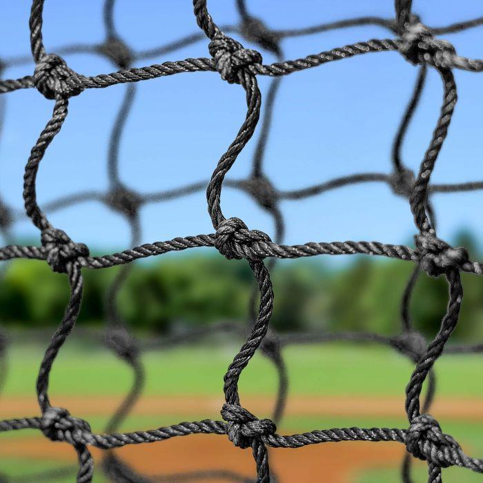 baseball protective screen net