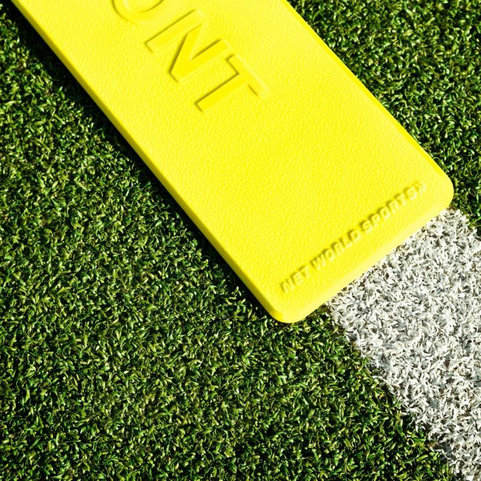 High-Visibility Fluro Yellow Training Lines | Net World Sports