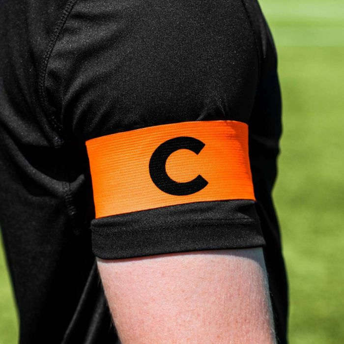 Orange Captains Armband