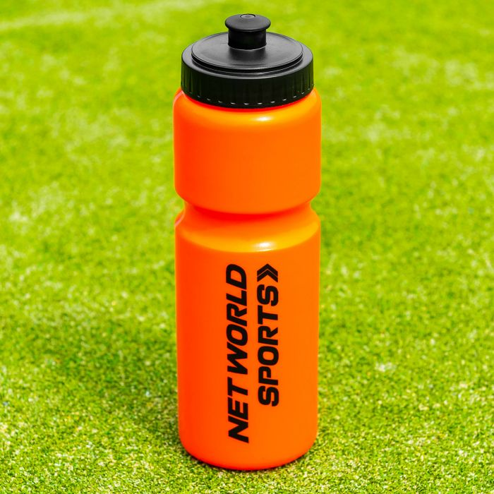 Orange Pack of 96 Aussie Rules Sports Bottles