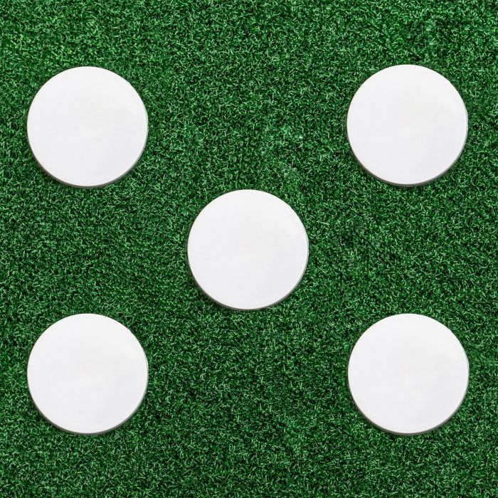 5 Pack Of Disc Markers | Net World Sports