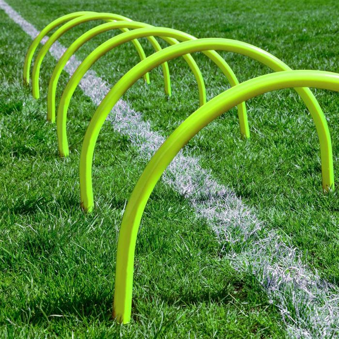 Mini Hurdles For Football Warm-Ups
