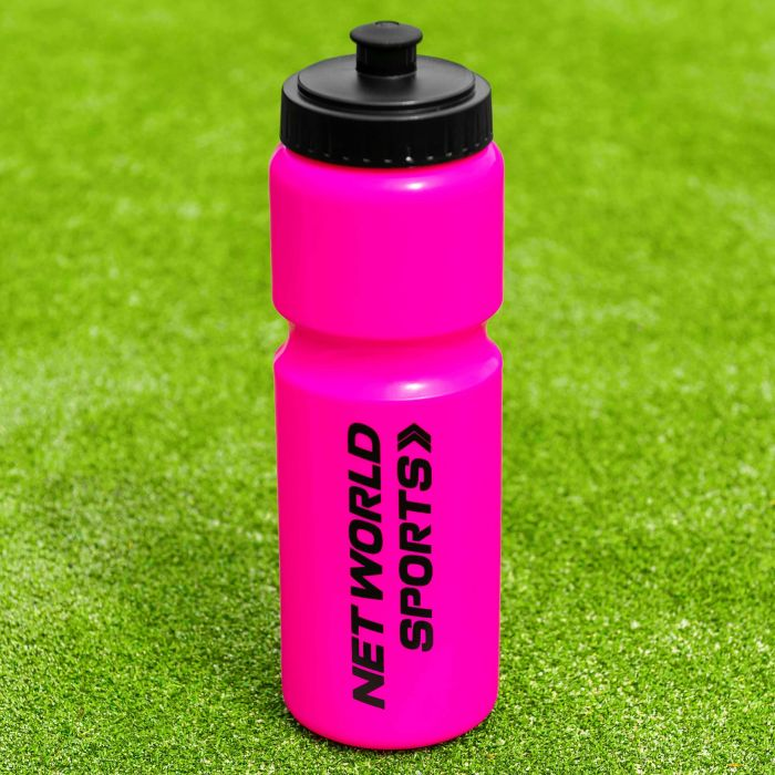Refillable Pink Large Sports Bottle