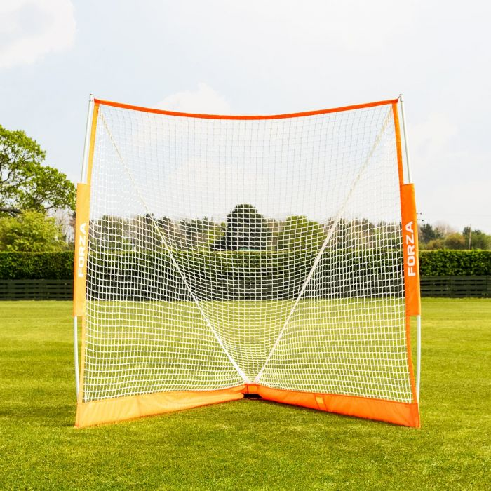 Lacrosse Goal With Ground Pegs & Carry Bag