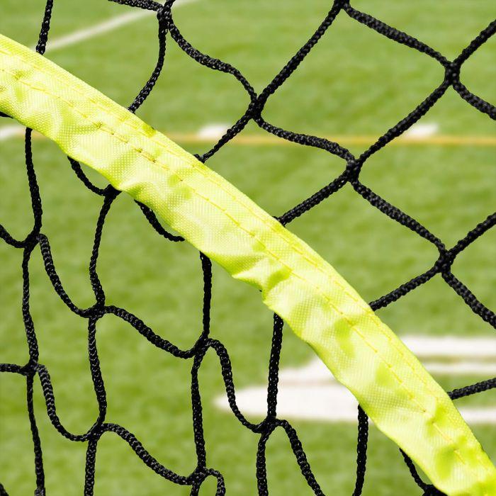 quarterback throwing net