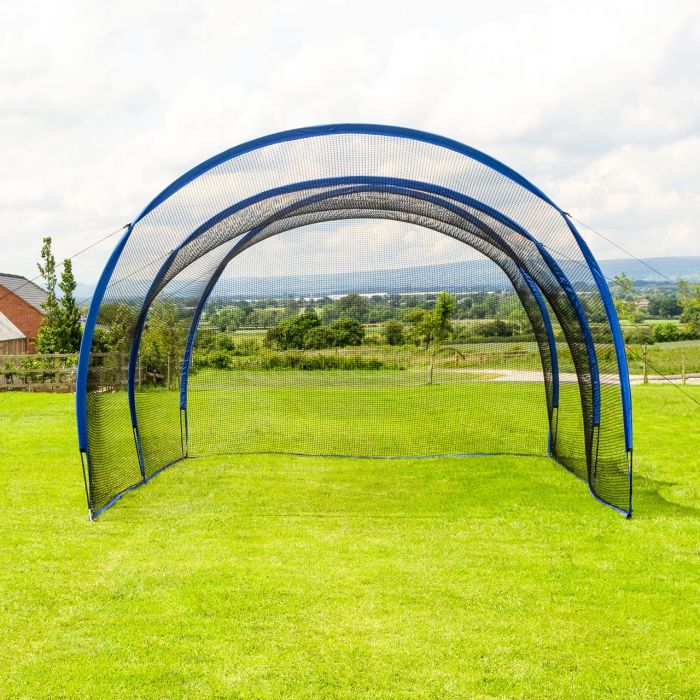 Pop-Up Baseball Batting Cage For The Garden & The Backyard | Net World Sports