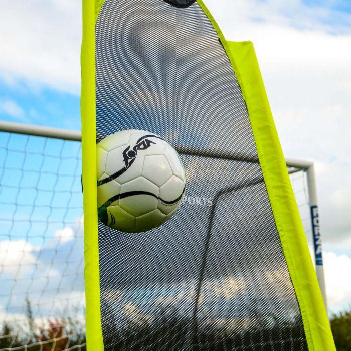 Pop-Up Football Free Kick Mannequin [3 Pack] (Training & Ref Equipment Set)